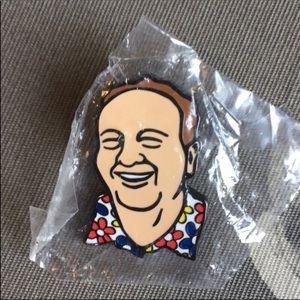 Vans Steve Van Doren employee issued lapel pin